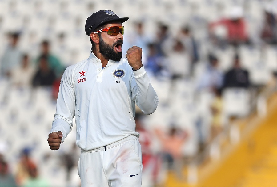 India take control, remove England top order