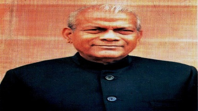 Eminent politician Rabi Ray passes away