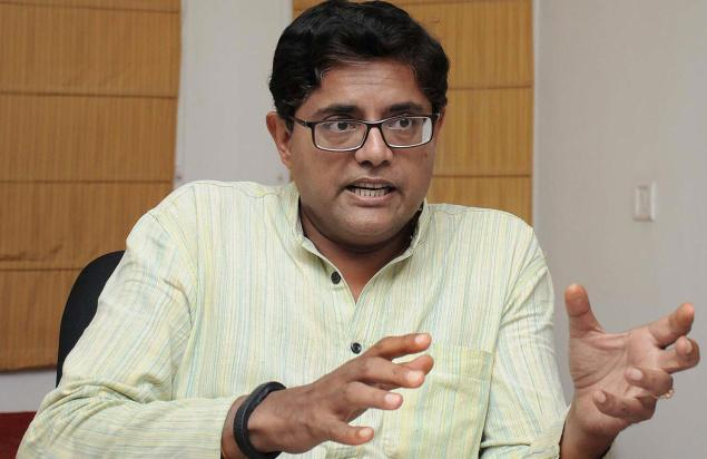 BJD's internal fight worsens, eggs thrown at MP Jay Panda in Odisha