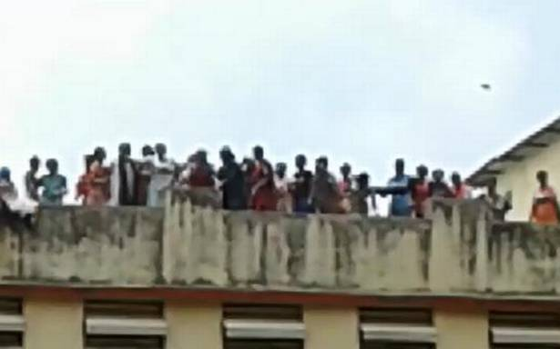 With Manjula Shetye, CCTV cameras also died! Byculla jail claims