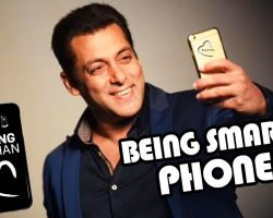 Salman Plans to Launch Being Human Smartphones Soon