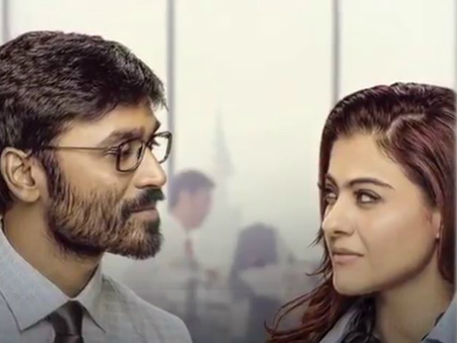 VIP 2: Dhanush, Kajol share crackling chemistry, star power in official trailer