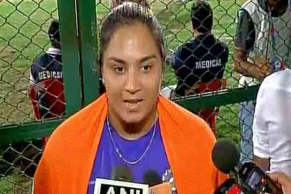 Ace Shot Putter Manpreet Kaur Fails Dope Test