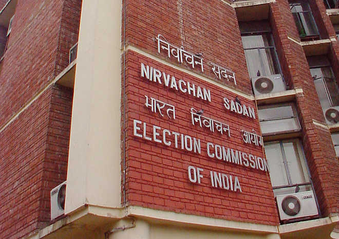BJP Demands Naveen's Disqualification, Raises Poll Funding Issue with CEC