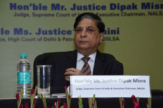 Justice Dipak Mishra To Be The Next CJI