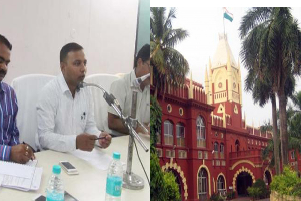 Ganjam Collector files plea for recall of High Court notice to EC