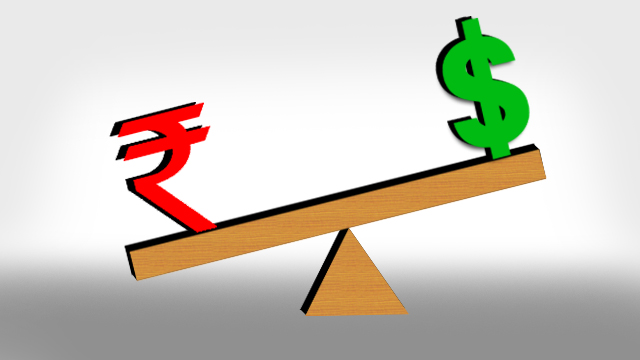 Indian Ru Sprints To Fresh 1 Mth High Of 64 35 Vs Dollar
