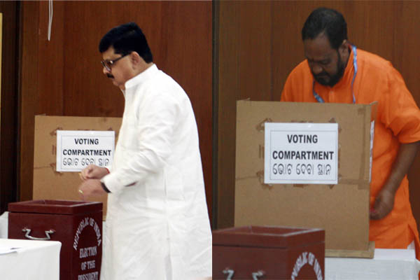 Voting in presidential election ends