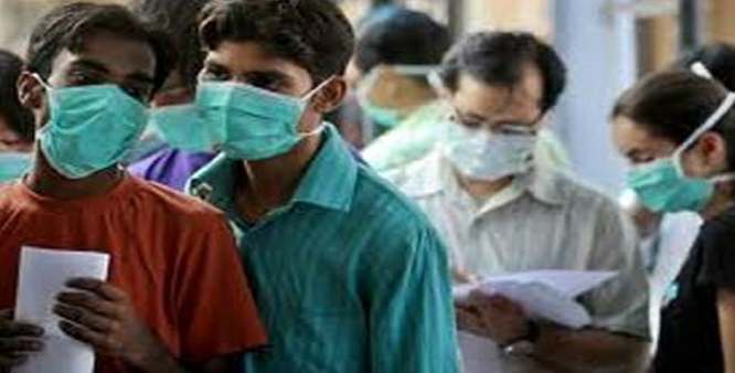 First Swine Flu death in city, Health Minister reviews situation