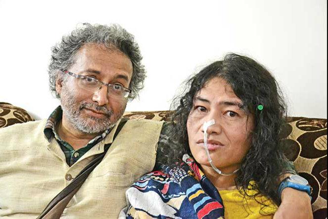 Irom Sharmila Ties Knot: Twitter Admirers Rejoice