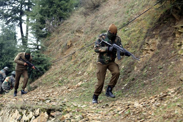 Terrorists Of Zakir Musa-Led Outfit Killed In Pulwama Encounter