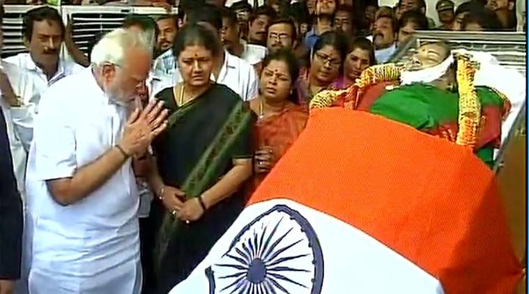 DMK, BJP seek immediate probe into former CM Jayalalithaa's death