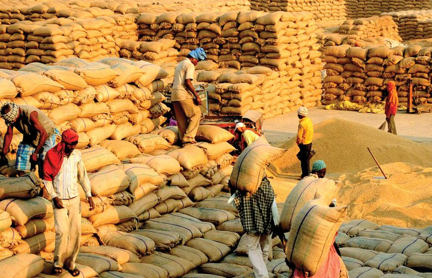 Package for drought-hit Odisha farmers