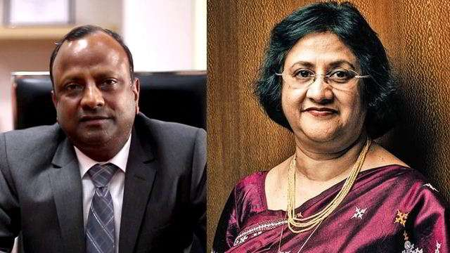 SBI replaces Arundhati Bhattacharya as chairman after three years