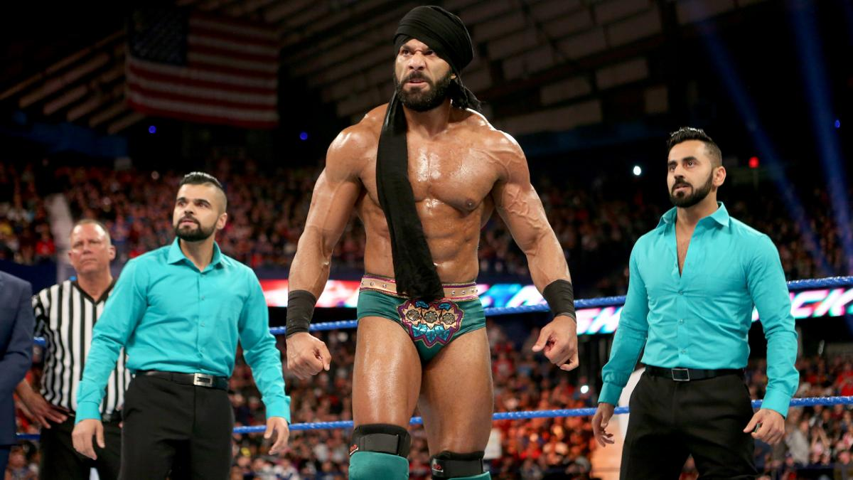 WWE returns to India with two shows in Delhi