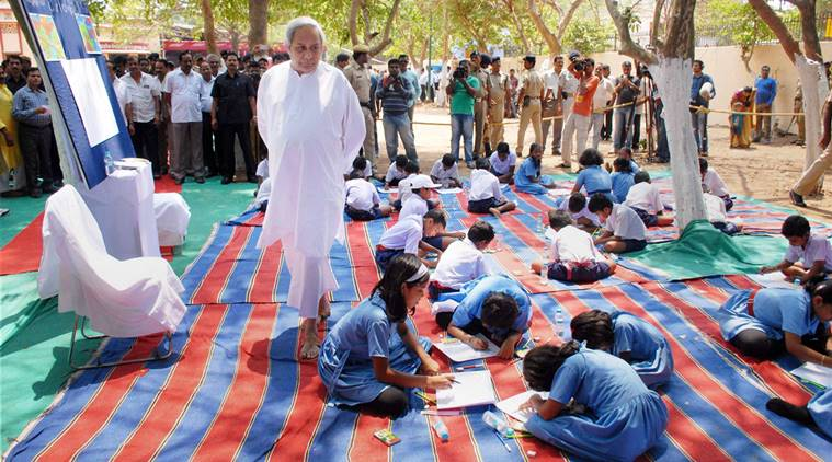 5 major announcements by Odisha CM on Children's Day