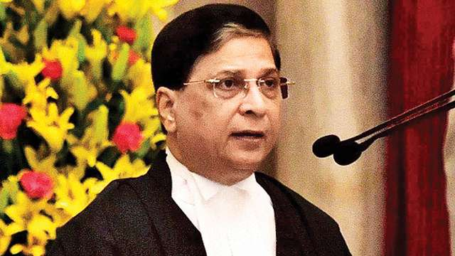 There can be no compromise on people's fundamental rights: CJI
