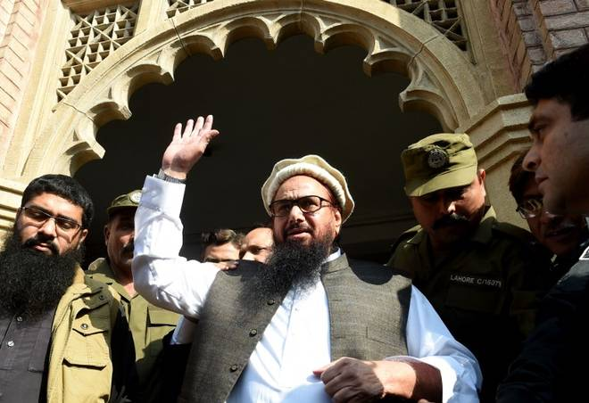 Hafiz Saeed sends new video message to India on 'freedom of Kashmir'