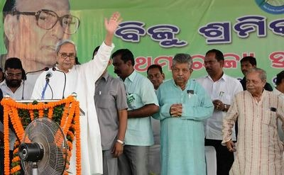 CM Naveen Patnaik extends social security schemes for workers in unorganised sector