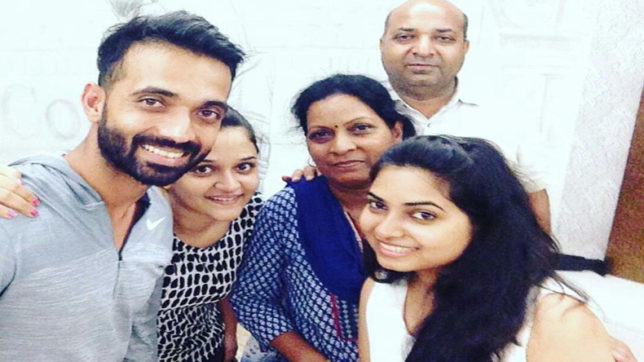 Ajinkya Rahane's father arrested after auto accident near Kolhapur