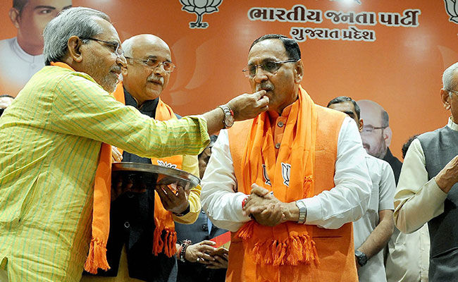 After Victory, Another Challenge For BJP in Gujarat - Naming The CM