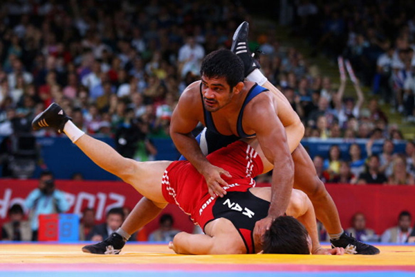 Sushil, Rana supporters clash at CWG trials