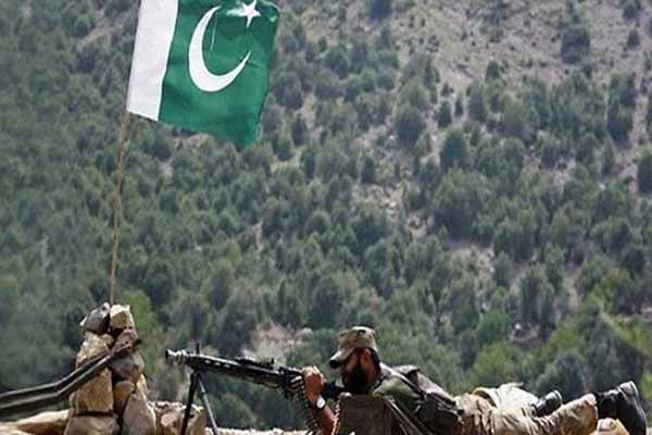 4 injured in ceasefire violation by Pak