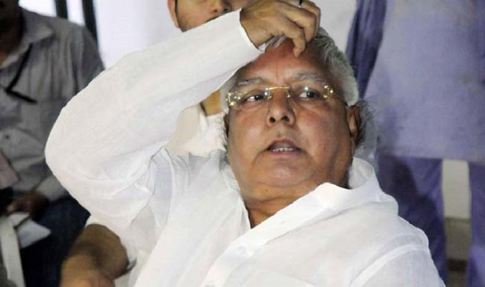 Lalu Yadav acolytes march into Ranchi jail to join their master's misery