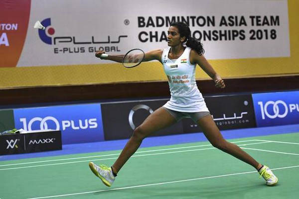 Sindhu Wins Again But India Lose 1-3 To Indonesia