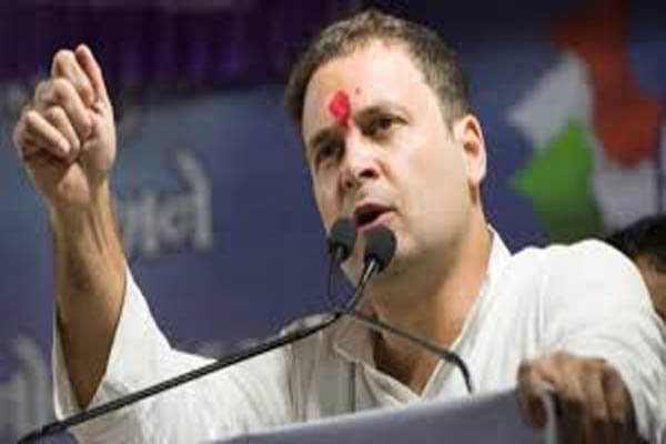 Rahul Gandhi forms Steering Committee replacing CWC