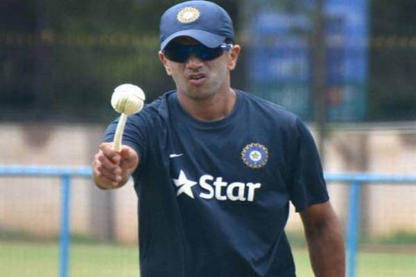 Challenges are only just beginning, says Rahul Dravid
