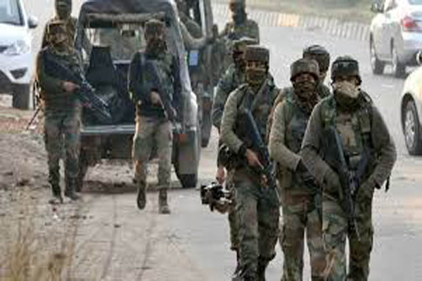 J&K: Jawan injured as terrorists open fire during search operation at Bandipora