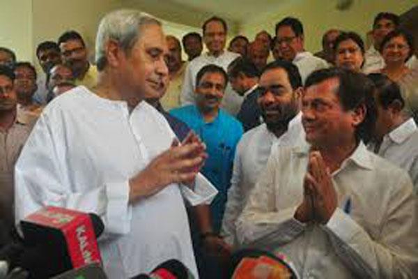 Media baron Soumya Ranjan Patnaik joins BJD