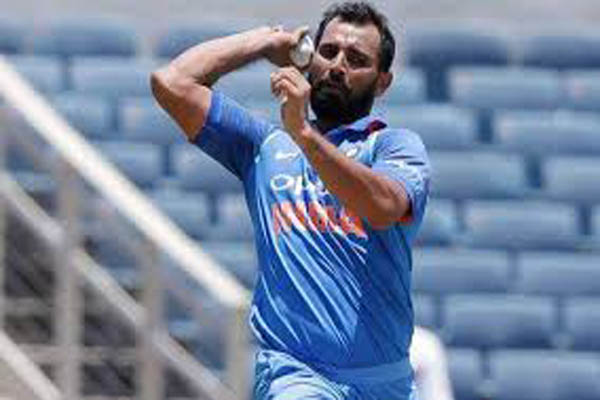 Mohammed Shami gets clean chit by BCCI's ACU
