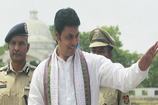 Biplab Kumar Deb's yet another gem: Hunting for jobs? Rear a cow