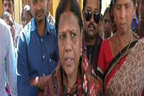 Former MP Hema Gamang quits BJD