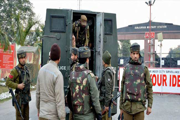 Shutdown in Kashmir valley over killing of terrorists and civilian