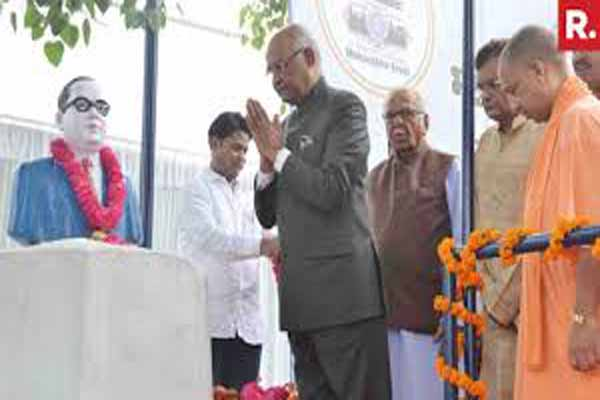 India Needs Harmony Not War, Says President Ram Nath Kovind From Mhow on Ambedkar Jayanti