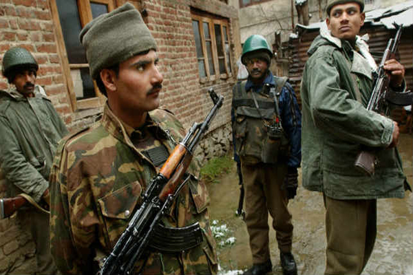 Police personnel killed in firing by terrorists in Anantnag