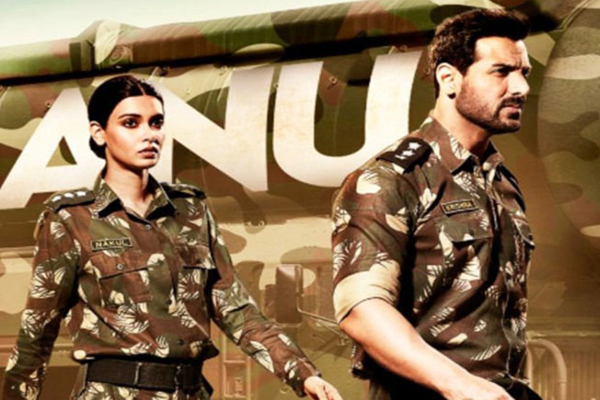 Theatrical trailer of 'Parmanu: The Story Of Pokhran'