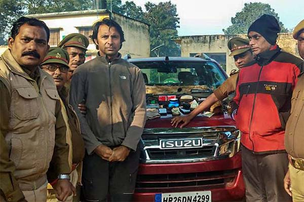 Golfer Jyoti Randhawa arrested for poaching in Uttar Pradesh