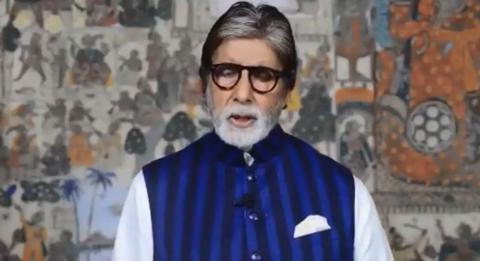 Amitabh Bachchan tests COVID-19 positive, hospitalised