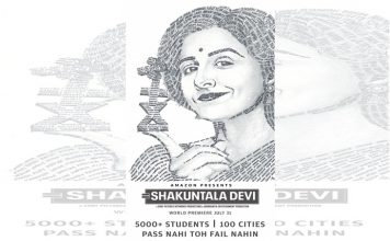 Vidya Balan virtually launches 1st Shakuntala Devi song with 5K schoolkids