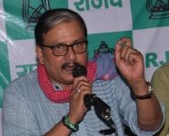 Manoj Jha to be joint opposition candidate for RS Deputy Chairman post