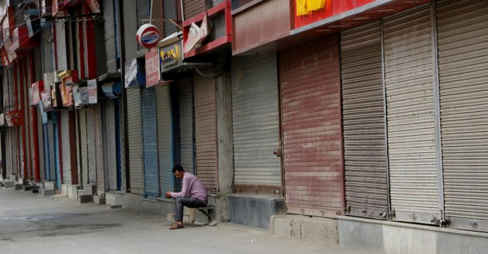 60-hr curfew in Ahmedabad, people throng markets
