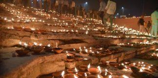 Security tightened ahead of 'Deepotsav' in Ayodhya