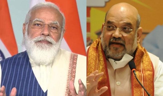 PM, Shah pay tributes to Charan Singh