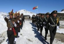 Indian, Chinese soldiers clash at Naku La, many injured