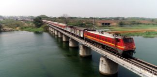 Special Train between Puri & Rishikesh