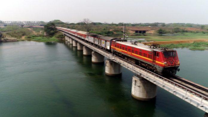 Special Train between Puri & Rishikesh